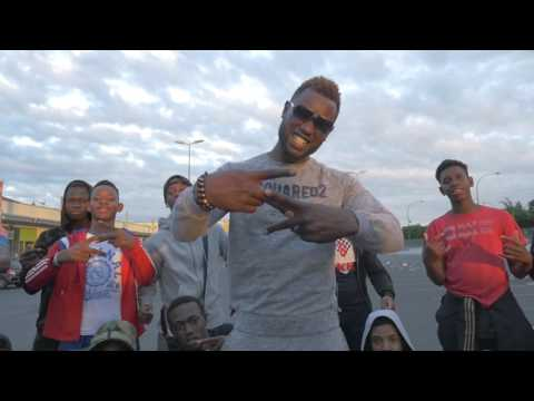 S-Pion (IGD) feat. Brams (MMZ) - Gwapa (Clip Officiel)