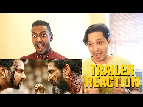 Baahubali 2 - The Conclusion Trailer Reaction & Review | Prabhas | SS Rajamouli | PESH Entertainment