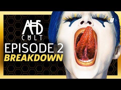 "American Horror Story: Cult Episode 2 ""Don't Be Afraid of the Dark"" Breakdown!"