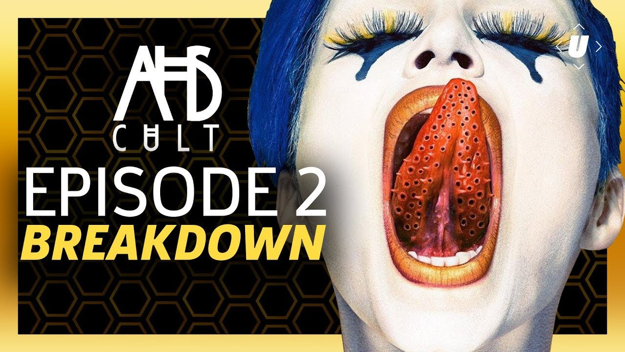 """Download American Horror Story: Cult Episode 2 """"Don't Be Afraid of the Dark"""" Breakdown!"""