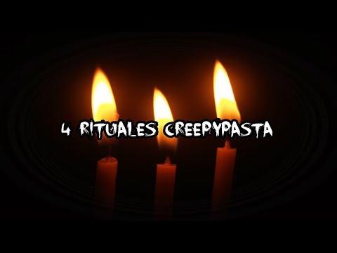 4 Rituales Creepypasta