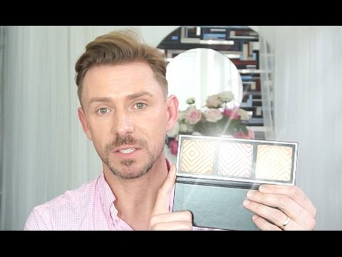 Makeup Geek X KathleenLights Highlighter Palette | REVIEW | SWATCHES