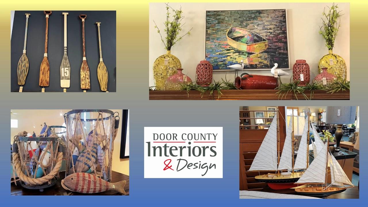 Door County Interiors Design Promo 82017