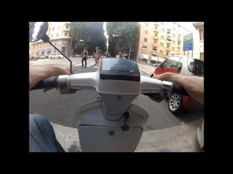 SH 50 Fifty Bianco   Video E Prova