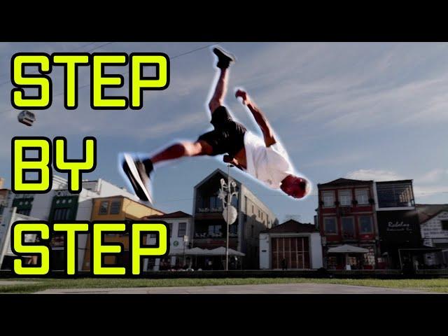 GAINER TUTORIAL - Easy 3 step method!