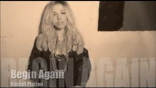 Baixar - Rachel Platten Begin Again Official Lyric Video Grátis