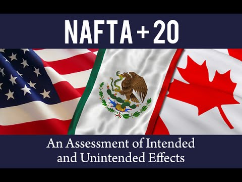 How NAFTA is killing middle aged white Americans...