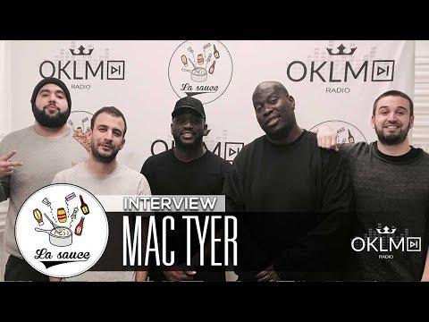 MAC TYER – #LASAUCE SUR OKLM RADIO 13/11/17
