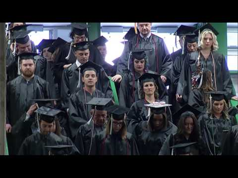 Community College of Rhode Island's 51st commencement, part 1