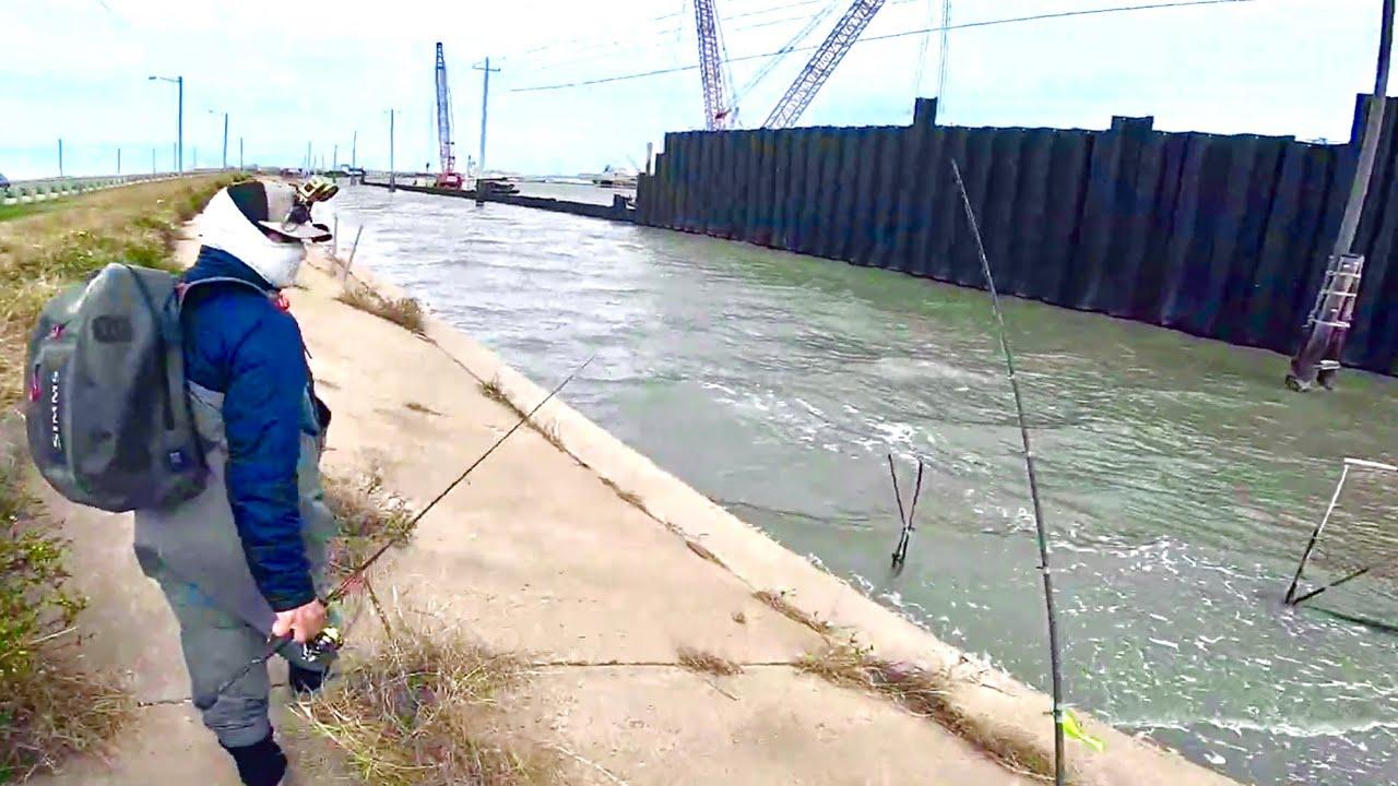 4 Easy Bank Fishing Spots In Galveston Tx Maps Coordinates