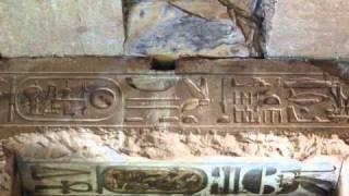sensationelle entdeckung in gypten abydos sethostempel