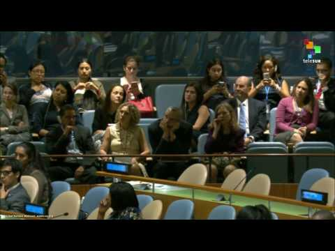 UN Speeches: Delcy Rodriguez, Minister for Foreign Affairs for Venezuela