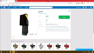 Roblox bought the first robuxy and we buy