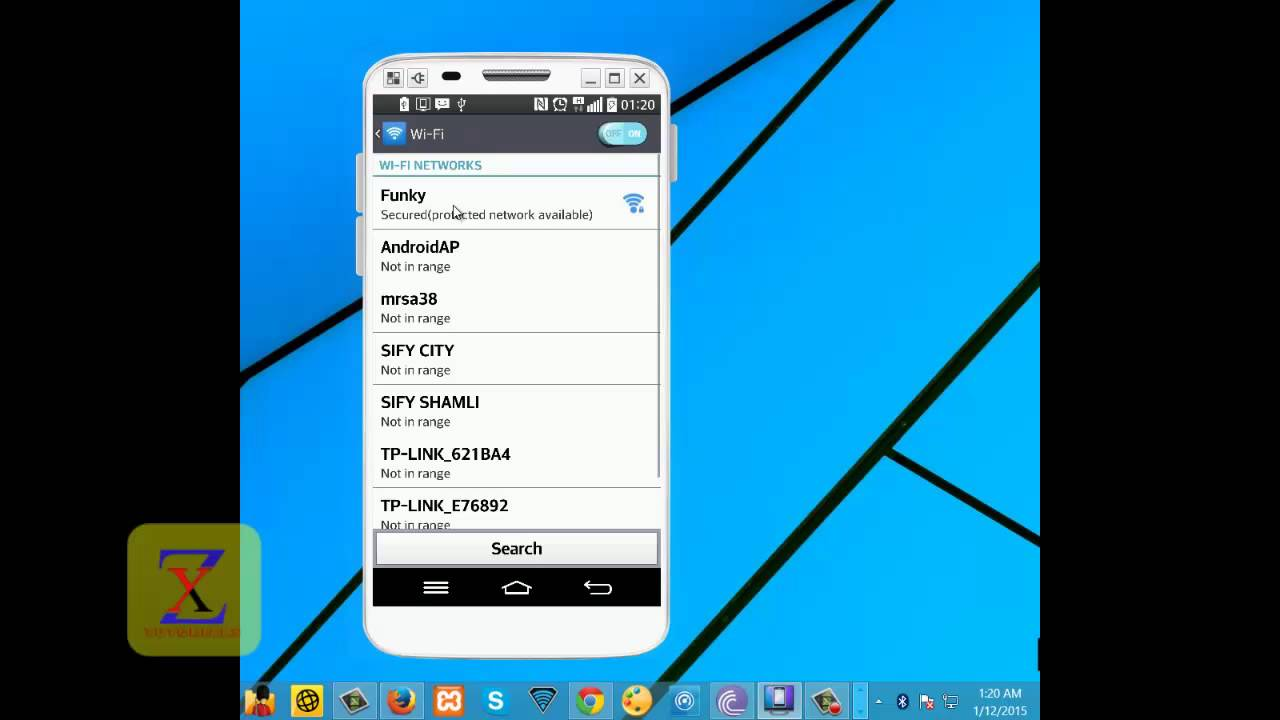 How to change / Set Static WiFi IP in your Android Mobile
