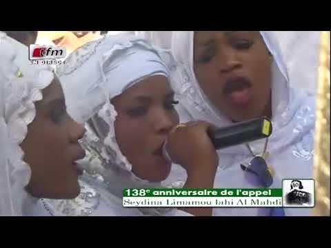 REPLAY - 138 ème edition Appel Seydina Limamou Laye : c' est la grande affluence à cambérène
