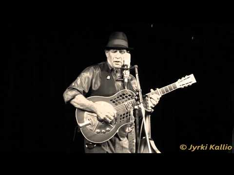 Steve James - Freestone County Blues (video Jyrki Kallio)