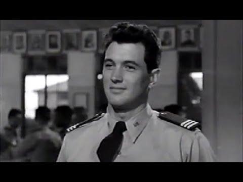 """Rock  Hudson   -  """" Air Cadet  """"  -  1951"""