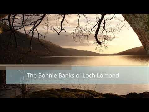 """MUSIC - John McDermott """"Loch Lomond"""" w/ lyrics"""