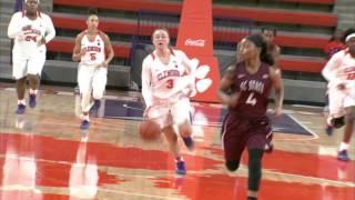 Clemson Women's Basketball || Clemson 56, SC ...