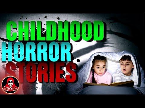 5 CREEPY True Stories from Childhood | NIGHTMARE FUEL
