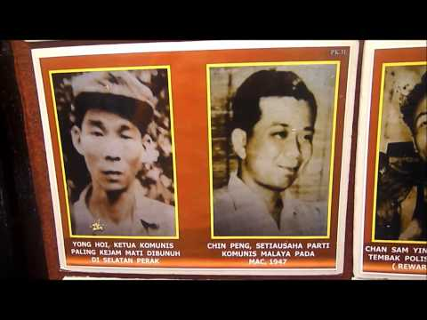 PKM Rashid Maiden kills my father at Bukit Kepong