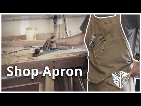 Making a Shop Apron
