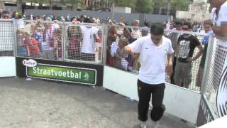 Лучшие уличные футбольные финты!