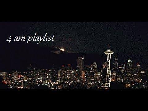 it's 4 am and i can't sleep🌙 | kpop playlist