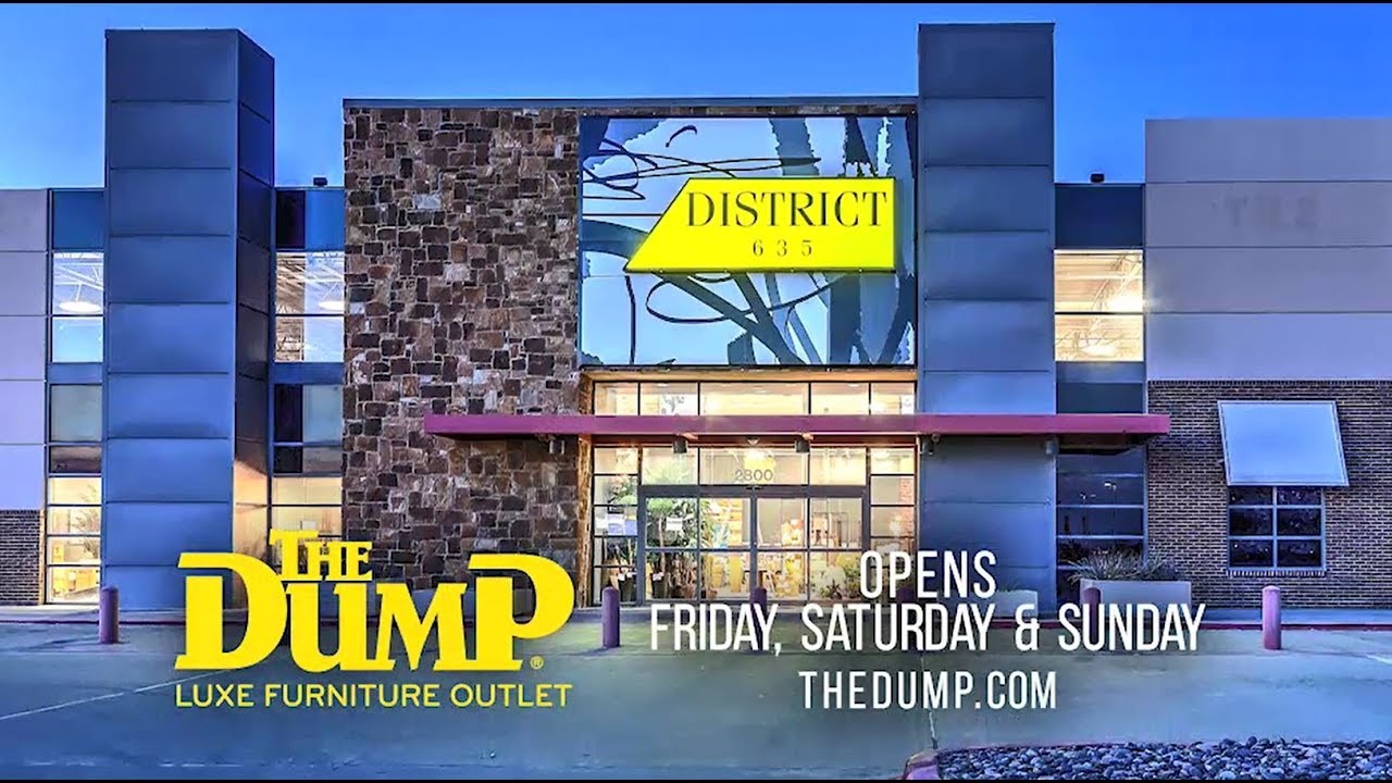 Dallas District 635 By The Dump Youtube