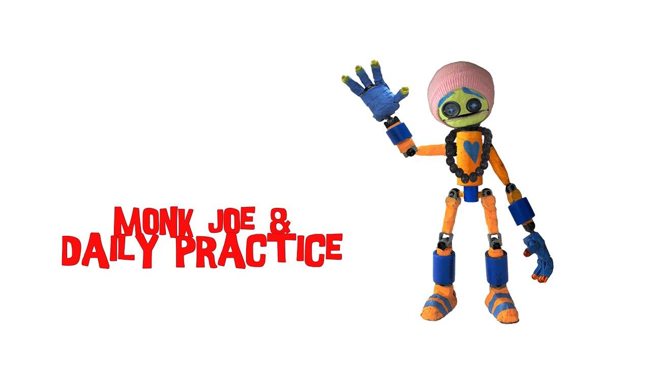 Episode 37: Monk Joe & Daily Practice