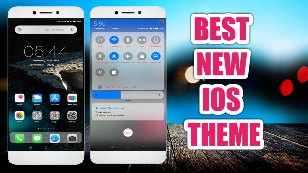Best New 2019 IOS Theme For MIUI 10 | Make Your Device IOS