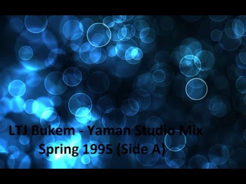 LTJ Bukem - Yaman Studio Mix 1995 Side A (oldskool jungle & dnb) CUT 40m