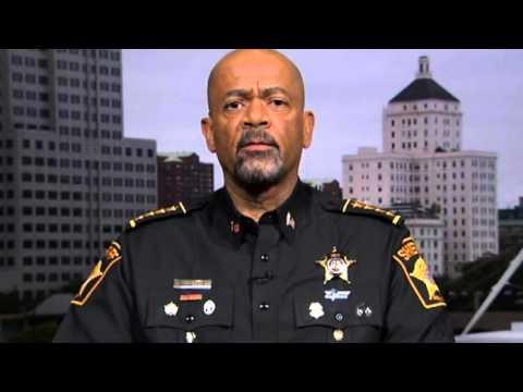 Sheriff David Clarke Defense of Ammon Bundy