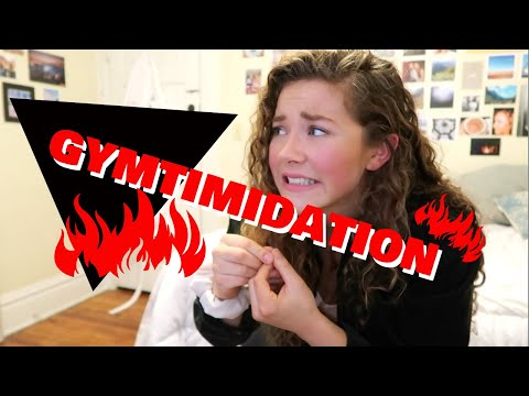 OVERCOMING GYMTIMIDATION