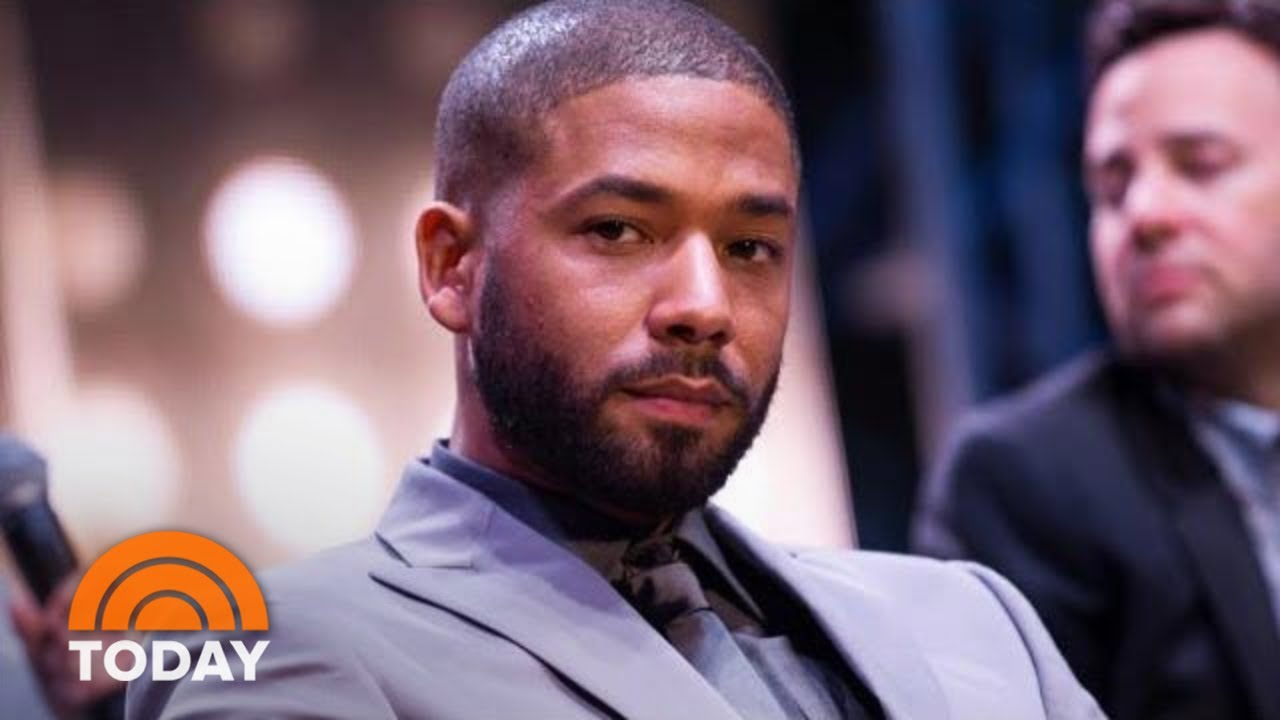 Jussie Smollett Denies Orchestrating Alleged Attack | TODAY