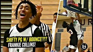 SHIFTY Point Guard w/ BOUNCE!! Frankie Collins is NEXT UP In Arizona!! AZ Compass WILDS OUT!