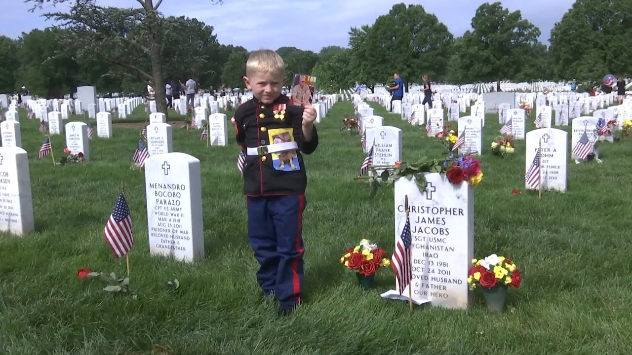 Memorial day 2016 at arlington national cemetery youtube memorial day 2016 at arlington national cemetery publicscrutiny Image collections