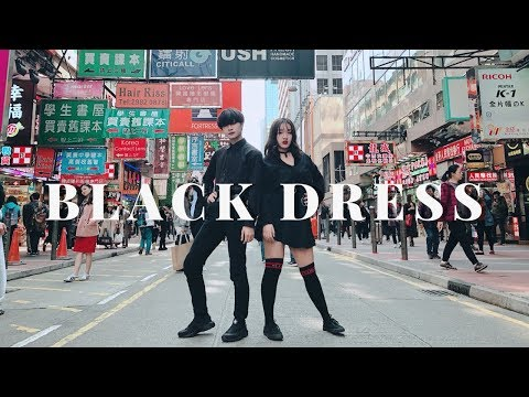 [KPOP IN PUBLIC CHALLENGE] CLC (씨엘씨) - BLACK DRESS DANCE COVER