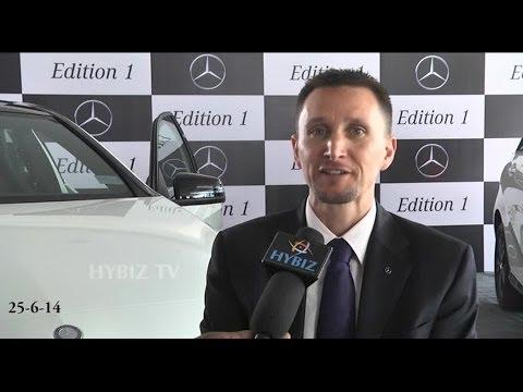Boris Fitz Mercedes Benz India