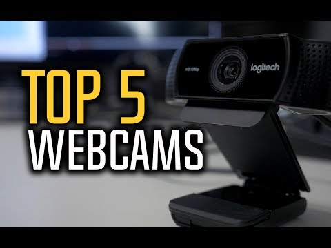 Best Webcams in 2018 - Which Is The Best Web Camera?