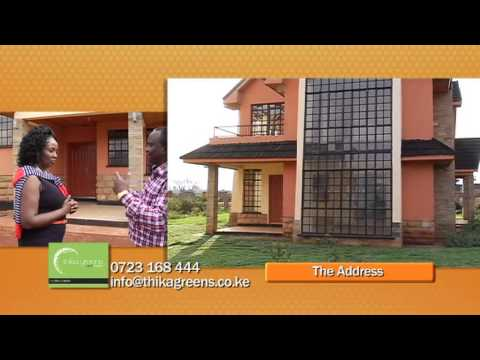 Property Show 2013 Episode 22 -Thika Greens Golf Estate