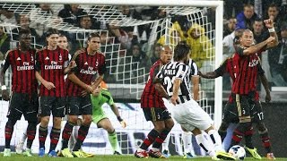 Download Juventus - Milan 3-2 (06.10.2013) 7a Andata, Serie A (Ampia Sintesi). Mp3 and Videos