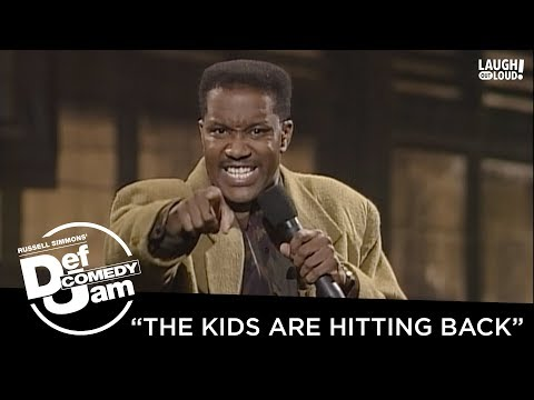 William Wilson Is Ready To Become A Father | Def Comedy Jam | Laugh Out Loud Network