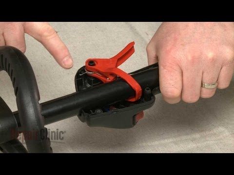 Throttle Control - Poulan Pro String Trimmer/Pole Pruner