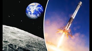 Space Travel To Moon:See How SpaceX Will Send The First Tourist To Moon In 2023 With BFR