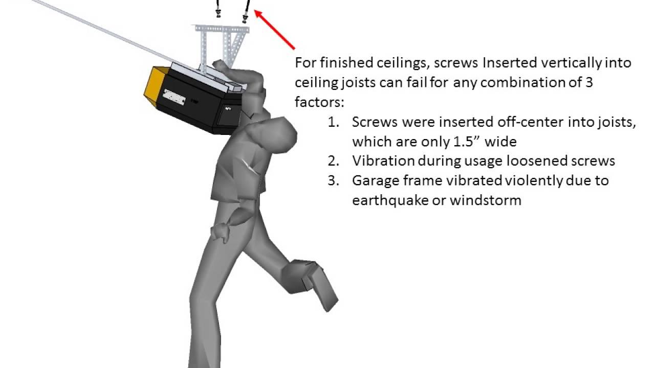 The Overdoor Opener A Garage Door Opener Invention Youtube