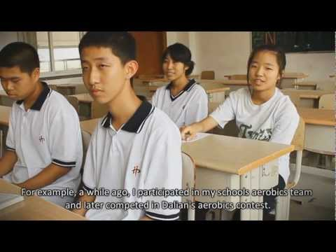 """High School in China"" - Inside of Chinese High Schools (Part 1)"