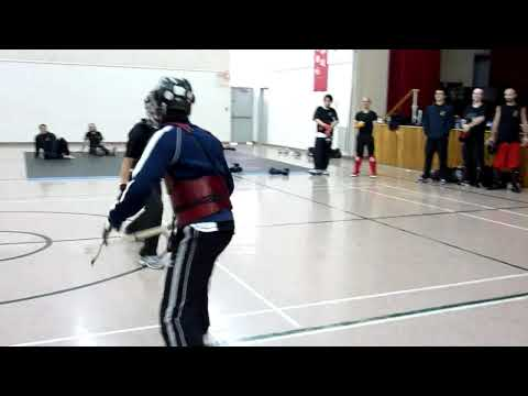 Jifeng Chinese Martial Arts Club - chinese sword competition demonstration