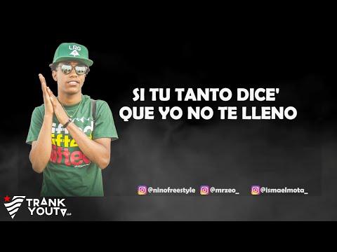 Nino❌Mr Zeo - Bajale 2 (Video Lyrics) Prod: Luiyitox