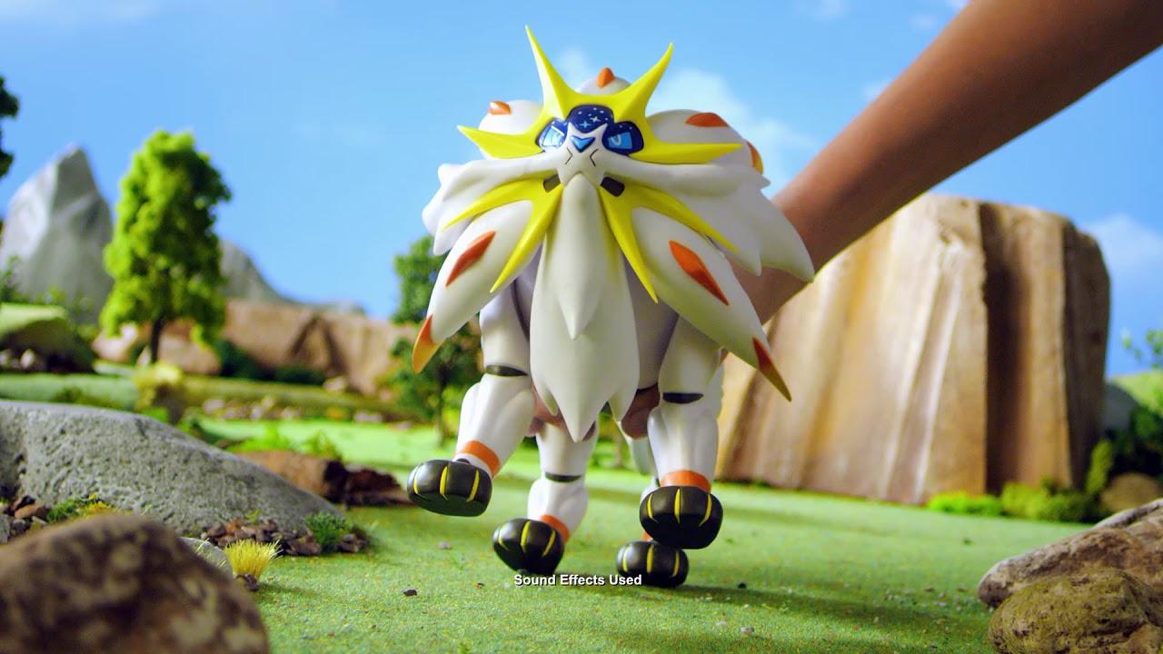 Pokémon 2 Inch Collectible Figures | Battle Action Figure Packs